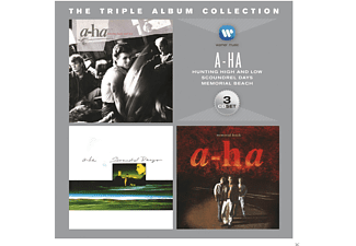 A-Ha - The Triple Album Collection [CD]