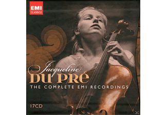 Du Pre Jacqueline - The Complete Emi Recordings [CD]