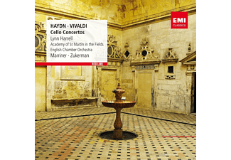 Lynn Harrell, Academy of St. Martin in the Fields, English Chamber Orchestra - Cellokonzerte [CD]
