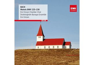 Ericson Chamber Choir, Drottningholm Baroque Ensemble - Motetten Bwv 225-230 - (CD)