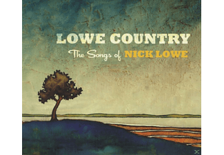 VARIOUS - Lowe Country-The Songs Of Nick Lowe [CD]