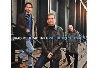Brad Mehldau Trio - Where Do You Start [CD]