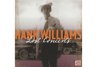 Hank Williams - The Lost Concerts - (CD)