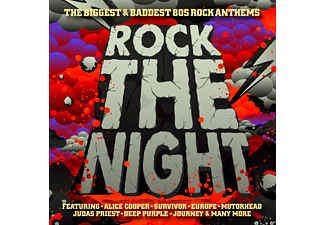 VARIOUS - Rock The Night! - (CD)
