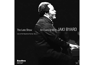 Jaki Byard - The Late Show - (CD)