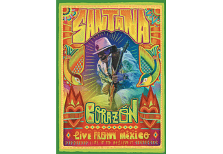 Carlos Santana - Corazon - Live From Mexico | DVD