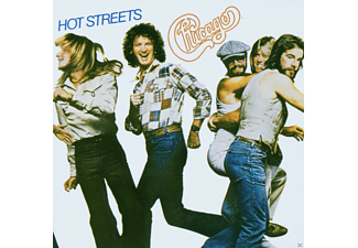 Chicago - Hot Streets (Expanded & Remastered) - (CD)