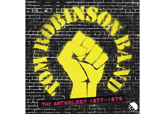 Tom Band Robinson - The Anthology (1977-1979) [CD + DVD]