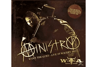 Ministry - Enjoy The Quiet-Live At Wack - (Blu-ray)