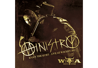 Ministry - Enjoy The Quiet - Live At Wack - (CD)