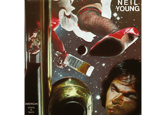 Neil Young - American Stars'n Bars [CD]