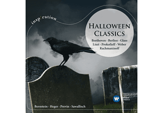 VARIOUS, Various Orchestras - Halloween Classics [CD]