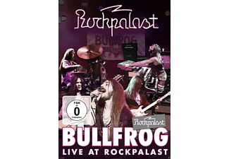 Bullfrog - LIVE AT ROCKPALAST [DVD]