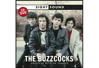 Buzzcocks - Sight & Sound - (CD + DVD Video)