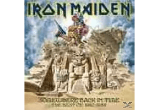 Iron Maiden - Somewhere Back In Time-Best Of 1980-1989 - (Vinyl)