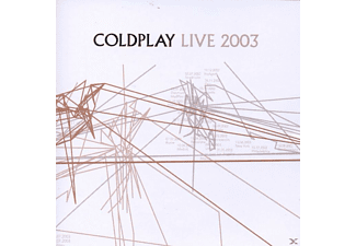 Coldplay - Live 2003 - (CD + DVD Video)