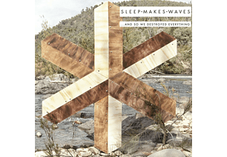 Sleepmakeswaves - ...And So We Destroyed Everything - (CD)