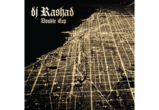 Dj Rashad - Double Cup - (CD)