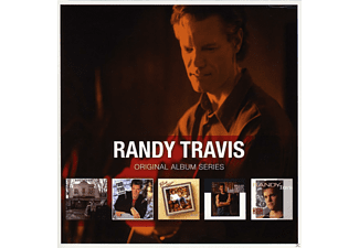 Randy Travis - Original Album Series [CD]