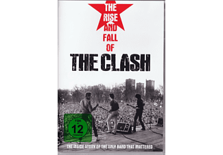 The Clash - The Rise And Fall Of The Clash - (DVD)