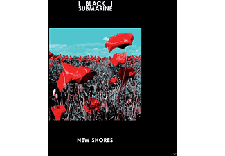Black Submarine - New Shores - (CD)