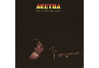 Aretha Franklin - Aretha Live At Fillmore West - (CD)