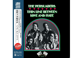 The Persuaders - Thin Line Between Love And Hate - (CD)