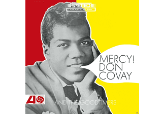 Don Covay - Mercy! - (CD)