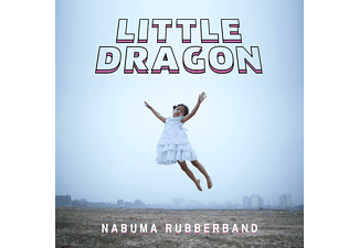 Little Dragon - Nabuma Rubberband [CD]
