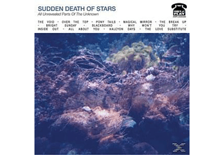 Sudden Death Of Stars - All Unrevealed Parts Of The Unknown - (Vinyl)