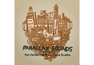 David Grubbs, Ken Vandermark - Parallax Sounds - (CD)