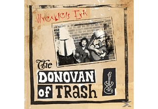 Wreckless Eric - The Donovan Of Trash - (LP + Download)