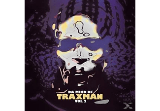 Traxman - Da Mind Of Traxman Vol.2 - (Vinyl)