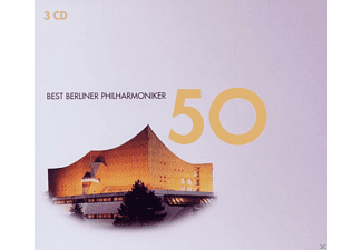Berliner Philharmoniker - 50 Best Berliner Philharmoniker [CD]