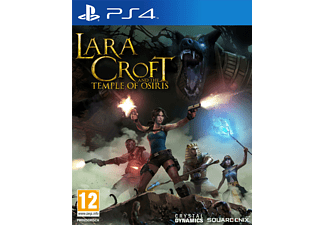 Lara Croft and the Temple of Osiris Gold Edition (PlayStation 4)