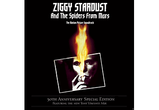 David Bowie - Ziggy Stardust And The Spiders (Ost) - (CD)