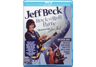 Jeff Beck - ROCK N ROLL PARTY - HONOURING LES PAUL - (Blu-ray)