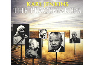 VARIOUS - The Peacemakers - (CD)
