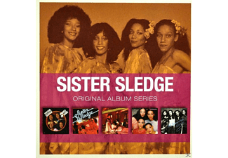 Sister Sledge - Original Album Series [CD]