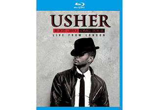 Usher - Omg Tour - Live From London | Blu-ray