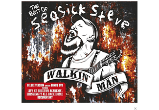 Seasick Steve - Walkin' Man (Deluxe Version) - (CD + DVD Video)