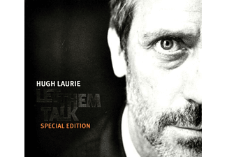 Hugh Laurie - Let Them Talk (Special Edition) [CD + DVD Video]