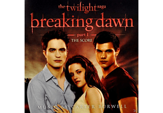 VARIOUS - Breaking Dawn-Part1-Twilight Saga (The Score) - (CD)