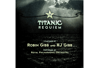 Royal Philharmonic Orchestra - The Titanic Requiem [CD]