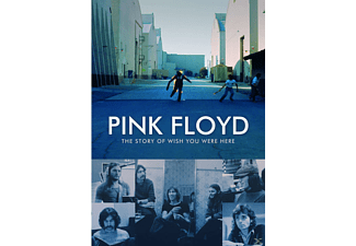 Pink Floyd - The Story Of Wish You Were Here (Bluray) - (DVD)