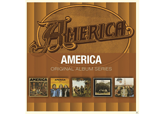 America - ORIGINAL ALBUM SERIES [CD]