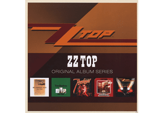 ZZ Top - Original Album Series - (CD)