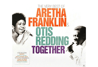 Redding, Otis / Franklin, Aretha - The Very Best Of Aretha  Franklin & Otis Redding Together - (CD)