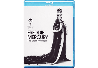 - THE GREAT PRETENDER - (Blu-ray)