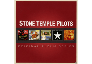Stone Temple Pilots - Original Album Series [CD]
